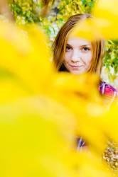 Herbstliches Porträt