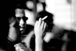 smokin' black & white