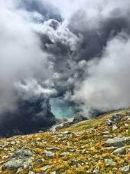 Bergwanderung in Südtirol