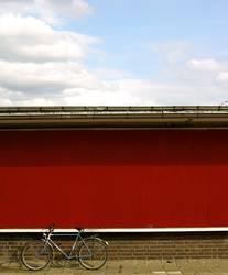THE SKY WAS PINK [IN BERLIN]