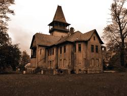 mysteriöses Haus