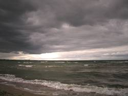Ruhe vor dem Sturm