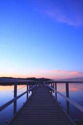 Sonnenuntergang in Haltern