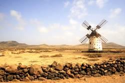 Windmühle der Einsamkeit