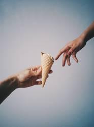 Creation of icecream