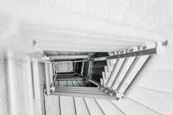 Geometry of staircase
