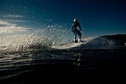 Wakeboarder - Anfahrt Table