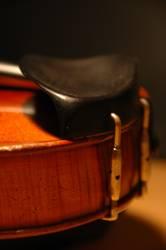 Violine - Kinnhalter