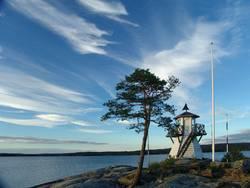 Swedish lighthouse