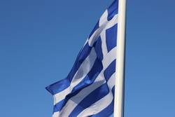 Flagge - Griechenland