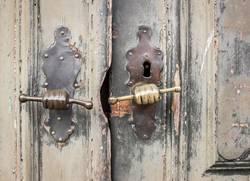historic door handles