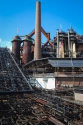 Historic industrial plant.