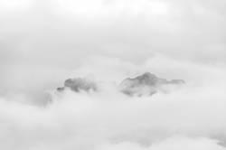 In Wolken