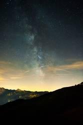 Galaktisches Zentrum III