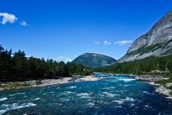 Fluss Otta