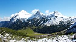 Ab ins Gebirge