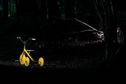 Dreirad - subtile Gefahr 1