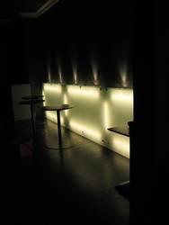 Lights up