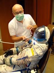 Astronautenzahnweh