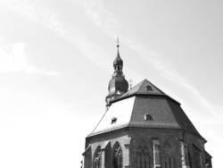 Heidelberger Kirchenimpressionen