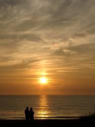 Sunset in Denmark #1