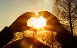 Herz / Sonne