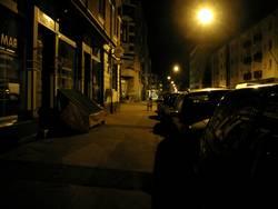 Optik der Nacht