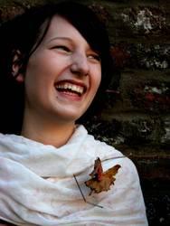 Ich lach den Herbst mal ganz klar an :)