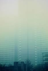 Disappearing Skyscraper