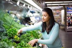 Picking the right veggie