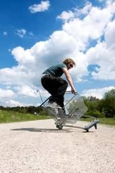 shopping surfer - typisch billig glump