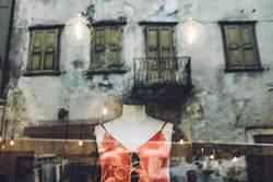 Schaufensterpuppe abstrakt