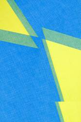 paper design - textured background - blue and yellow