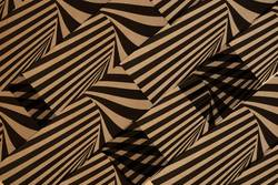 black graphic on paper texture - background design