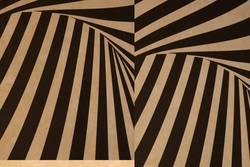 black stripes on paper texture - background design