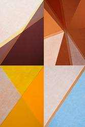 Rhombus - Grafische Formen