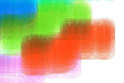 Abstrakter Hintergrund Design - Spiralen - Vernetzung