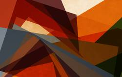 colourful paper texture - graphic design