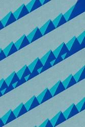 blue paper design - textured background