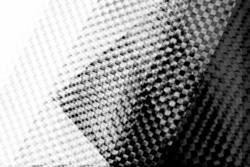 schwarz weiß - abstraktes Muster - Papier
