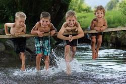 Die Wasserbuben