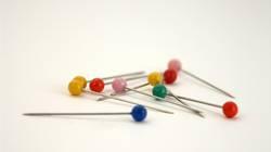 - needles -