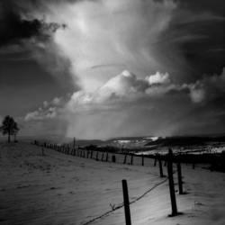 Wolken-Landschaft