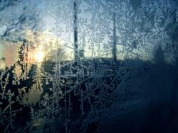 Frost in Sugar factory neighbourhood