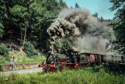 I hear the train a comin'
