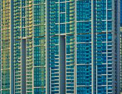 Hong Kong - Tower Blocks - Kowloon