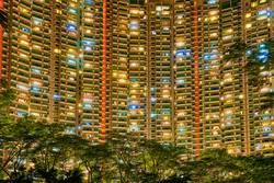 Hong Kong - Tung Chung - Tower Blocks