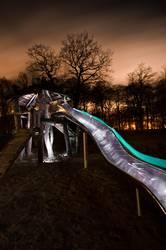 Lightscribe Art I - Illuminated Slide