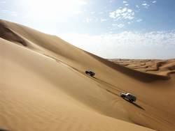 Kampf gegen den Sand