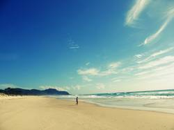 A good day in Byron Bay